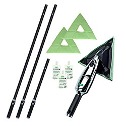 Unger® Stingray® Indoor Window Cleaning Kit - 10'