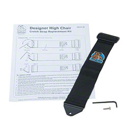Koala Kare Crotch Strap Kit For Designer High Chair