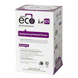 Buckeye® Eco® E31 pH Neutral Cleaner - 1.25 L