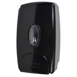 Janico Push Bar Soap Dispenser - Black/Grey