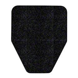 WizKid Original Cut Antimicrobial Mat - Black