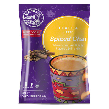 Big Train® Spiced Chai Tea Latte Mix - 3.5 lb.