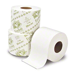 WausauPaper® EcoSoft™ Controlled-Use Tissue-3 7/8x4 1/2