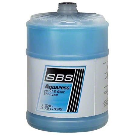 Deb® Aquaress® Blue Hand & Body Shampoo - Gal.
