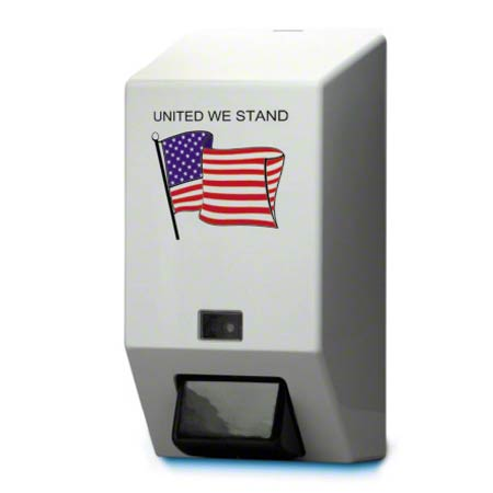 Deb® American Flag 1-Gallon Dispenser