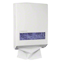 KC Windows® Scottfold® Folded Towel  - Pearl White