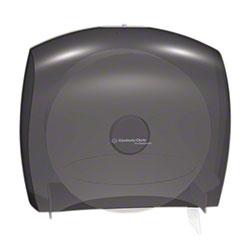 KC In-Sight® JRT Jumbo Roll Tissue Dispenser - Smoke/Grey
