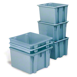 Rubbermaid® Stack & Nest Palletote® Boxes
