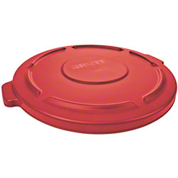 Rubbermaid® BRUTE® 44 Gal. Container Lid - Red