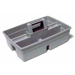 Rubbermaid® Deluxe Carry Caddy - Platinum