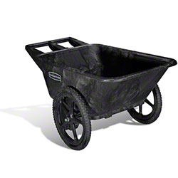 Rubbermaid® Big Wheel® Cart - 7 1/2 cu ft.