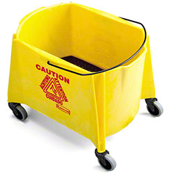Rubbermaid® BRUTE® Mop Bucket - 44 Qt., Yellow