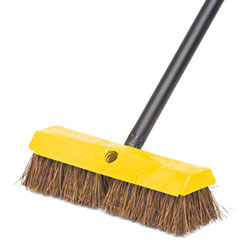 "Rubbermaid® Deck Brush - 10"", Palmyra"