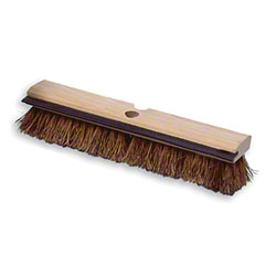 "Rubbermaid® Deck Brush w/Squeegee - 14"", Palmyra"