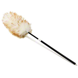 "Rubbermaid® Duster w/Telescoping Plastic Handle -30"" - 42"""