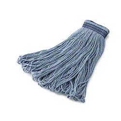 Rubbermaid® Blue Blend Mop - 24 oz., Blue