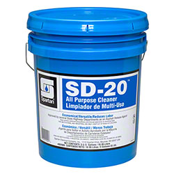 Spartan SD-20™ All Purpose Cleaner - 5 Gal.