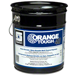 Spartan Orange Tough® 40 Degreaser - 5 Gal.