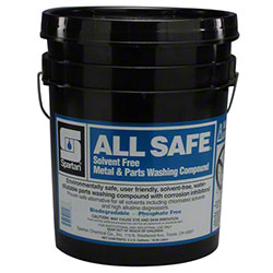 Spartan All Safe® Detergent - 5 Gal.