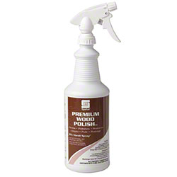 Spartan Premium Wood Polish RTU Handi Spray® - Qt.