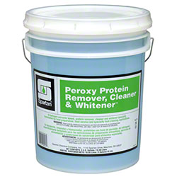 Spartan Peroxy Protein Remover/Cleaner/Whitener - 5 Gal.