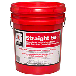 Spartan Straight Seal® Concrete Seal - 5 Gal.