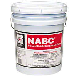 Spartan NABC® Non Acid Disinfectant Bathroom Cleaner-5 Gal