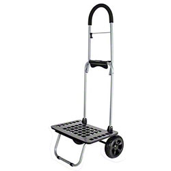 Enviro-Stat™ + Carry Pack Cart w/ESD Grounding Straps