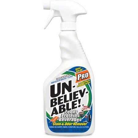 Core Unbelievable 174 Pro Stain Amp Odor Remover 32 Oz