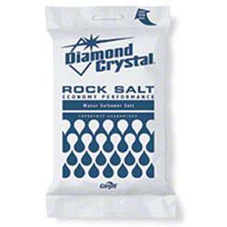 Diamond Crystal® Rock Salt - 50 lb.