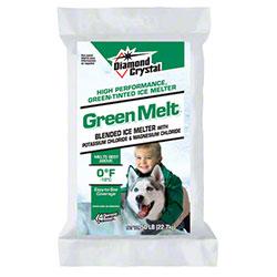 Cargill Diamond Crystal® GreenMelt® Ice Melt - 50 lb Bag