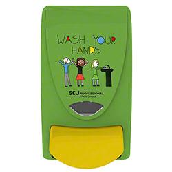 SCJP ProLine Curve Wash Your Hands Kids Dispenser - 1 L
