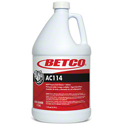 Betco® AC114 Acid Cleaner Delimer - Gal.