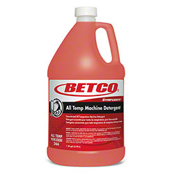 Betco® Symplicity™ All Temp Machine Detergent 115 -Gal.
