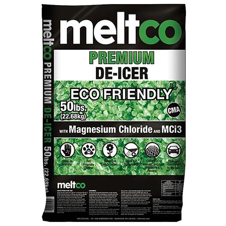 Meltco™ Premium De-Icer w/Magnesium Chloride & MCi3-50 lb