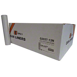 SSS® Galaxy High Density Can Liners