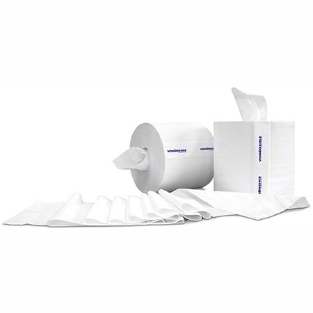 "Von Drehle Preserve® Mini Center Pull Towel - 8.3"" x 264'"
