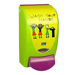 Deb® ProLine® 1 L Wash Your Hands Kids Dispenser