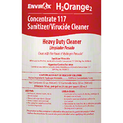 EnvirOx® Label for Concentrate 117 Heavy Duty Dilution