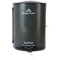 GP Pro™ Sofpull® Jr. Centerpull Dispenser - Smoke