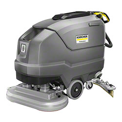 "Karcher® BD 80/100 W Bp Classic Scrubber - 32"", AGM Batteries"