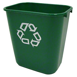 Rubbermaid® Deskside Recycling Container - 28 1/8 Qt.