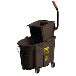 Rubbermaid® Mopping Combo - 7570/6127-01, Brown