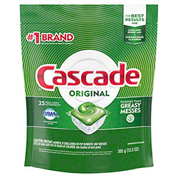 Cascade® ActionPacs™ Original Dishwasher Detergent