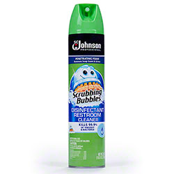 SCJP Scrubbing Bubbles® Disinfectant Bathroom Cleaner