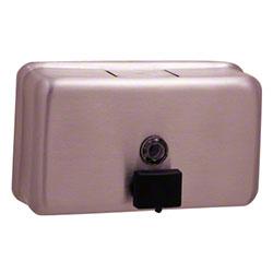 Bobrick ClassicSeries® Soap Dispenser - Horizontal Tank