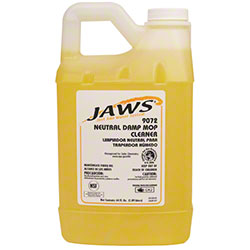 JAWS® 9072 Neutral Damp Mop Cleaner - 64 oz.