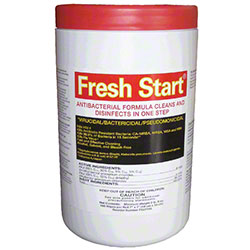 "Bro-Tex Fresh Start® Disinfectant Wipe - 7"" x 7"""