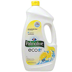 Palmolive® eco+® Dishwasher Detergent - Lemon Splash