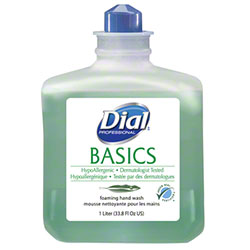 Dial® Basics Hypoallergenic Foaming Lotion Soap - 1 L